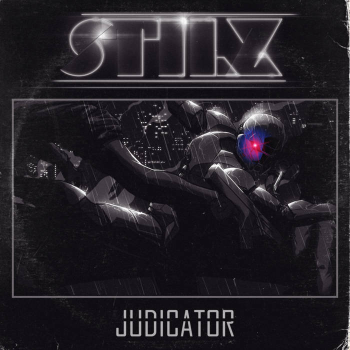 StilzJudicator-Dark Synth-Art