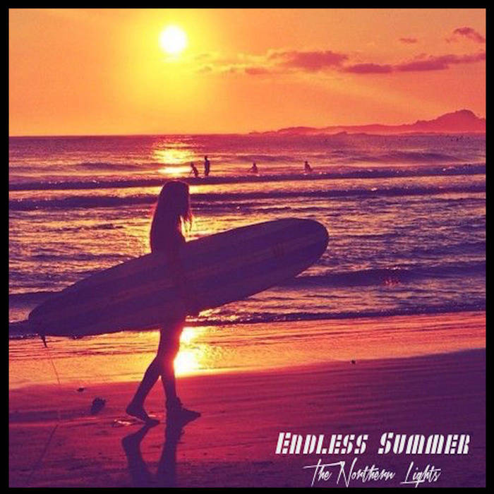 The Northern LightsEndless Summer: Best of TNL-Synthwave-Art
