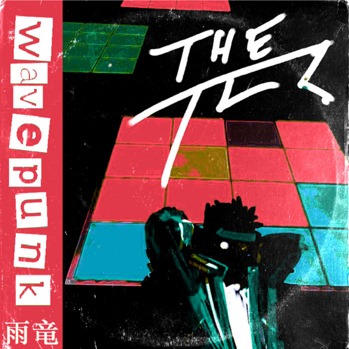 The TCR-Wavepunk--Synthwave-Art