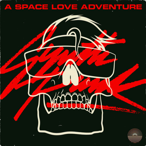 A Space Love AdventureSynth Punk EP-Art