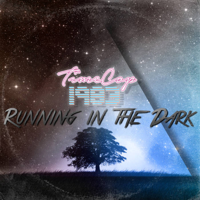 Timecop1983Running in the Dark EP-Timecop1983-Art