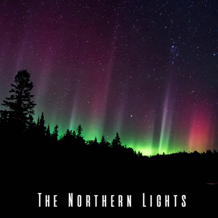 The Northern LightsAstronauts-The Northern Lights-Art