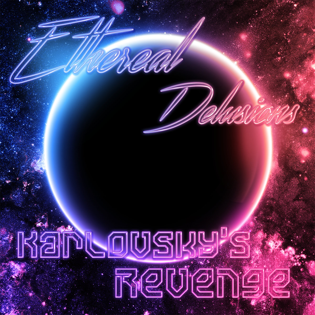 Ethereal DelusionsKarlovsky's Revenge-Ethereal Delusions-Art