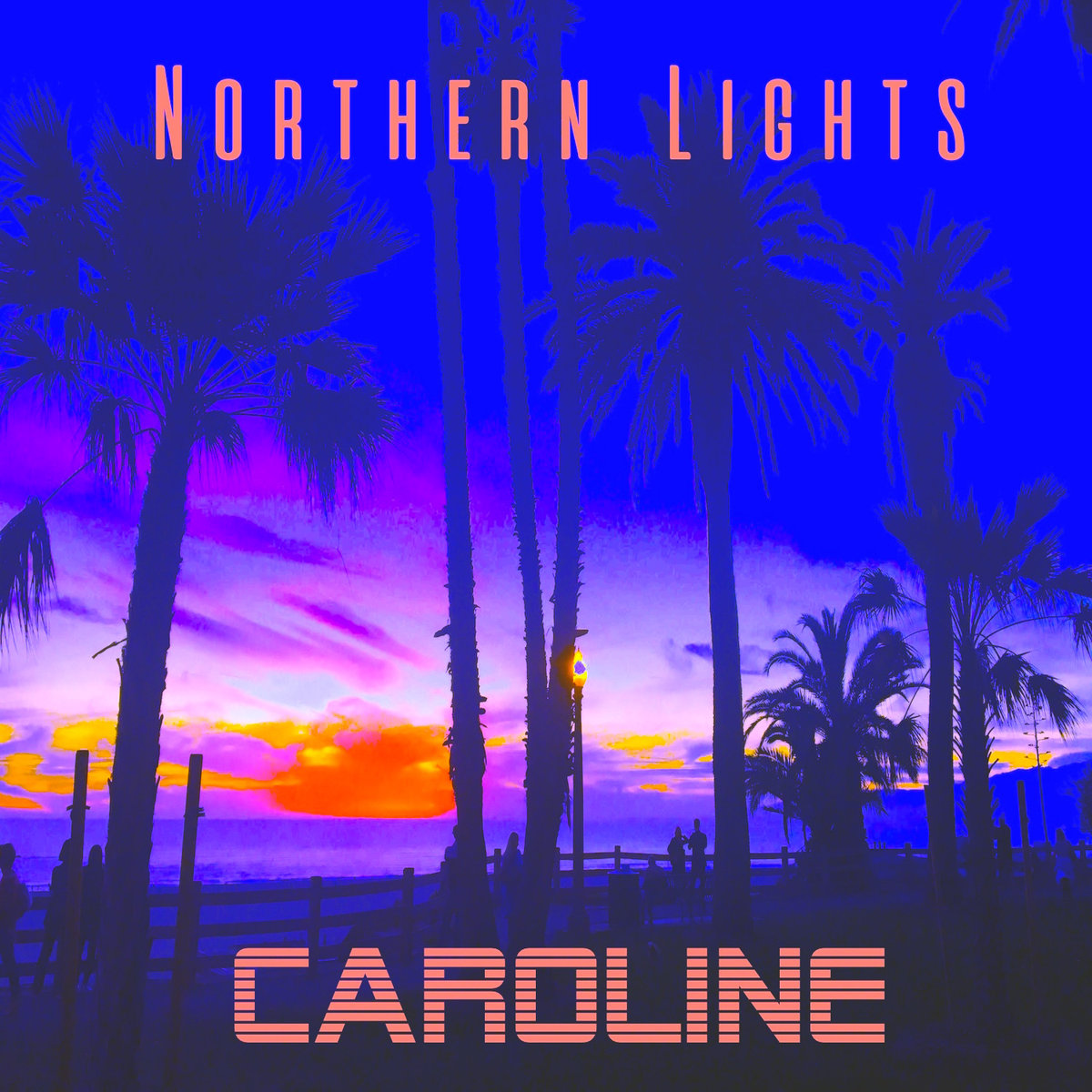 The Northern LightsCaroline EP-The Northern Lights-Art