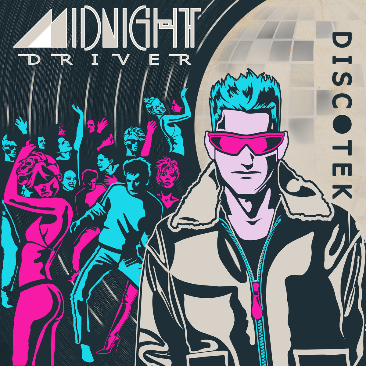 Midnight Driver-Discotek--Midnight Driver-Art