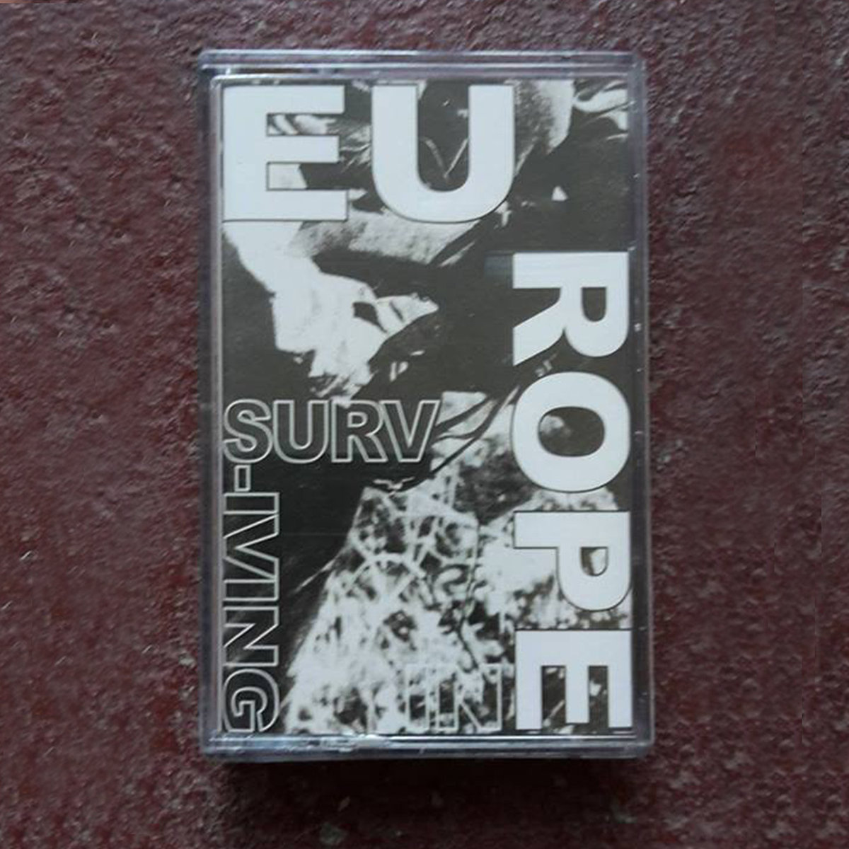 Huren, Unhuman, Matter, Celldod, Scarpa and more...SURVIVING IN EU-ROPE-Celldod-Huren-Matter-Scarpa and more...-Unhuman-Art