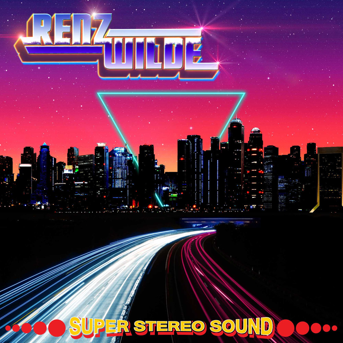 Renz WildeSuper Stereo Sound-Renz Wilde-Art