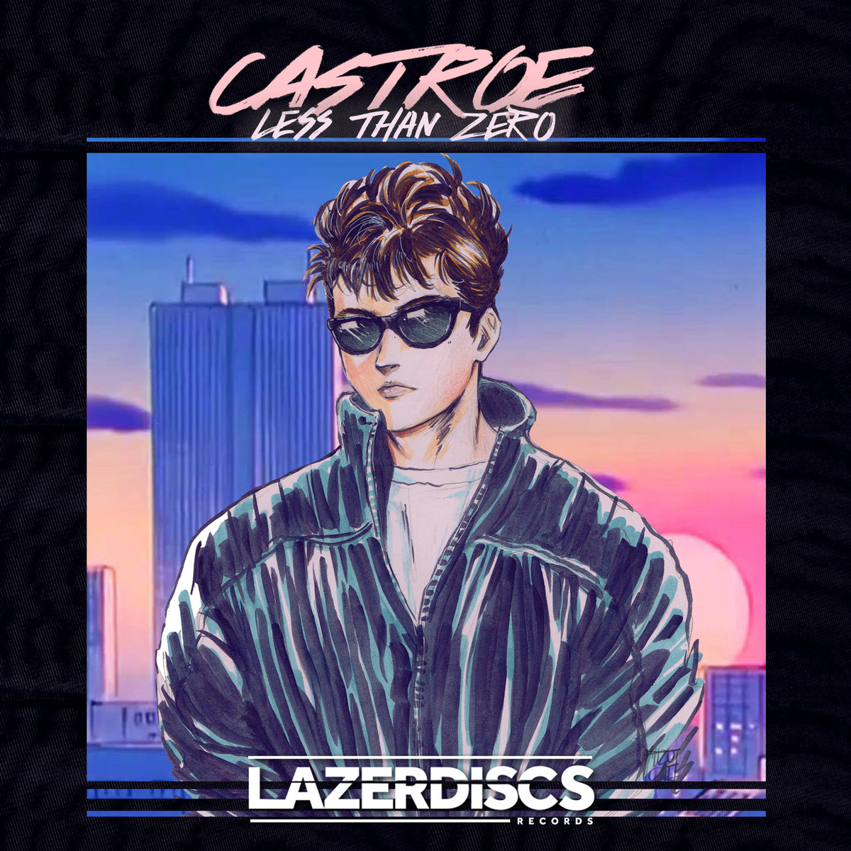 CastroeLess Than Zero-Castroe-Art