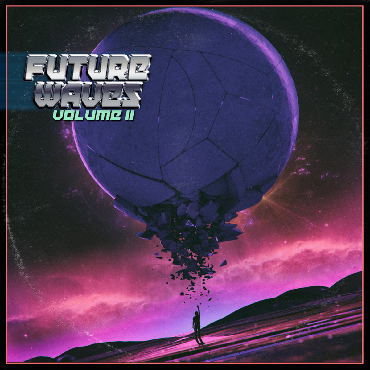 Future City RecordsFuture Waves II-Future City Records-Art
