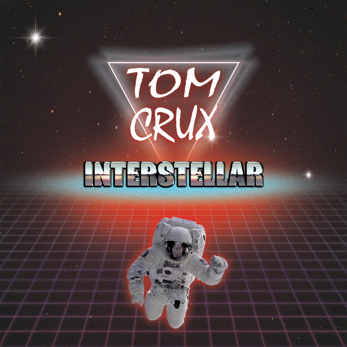 Tom CruxInterstellar-Tom Crux-Art
