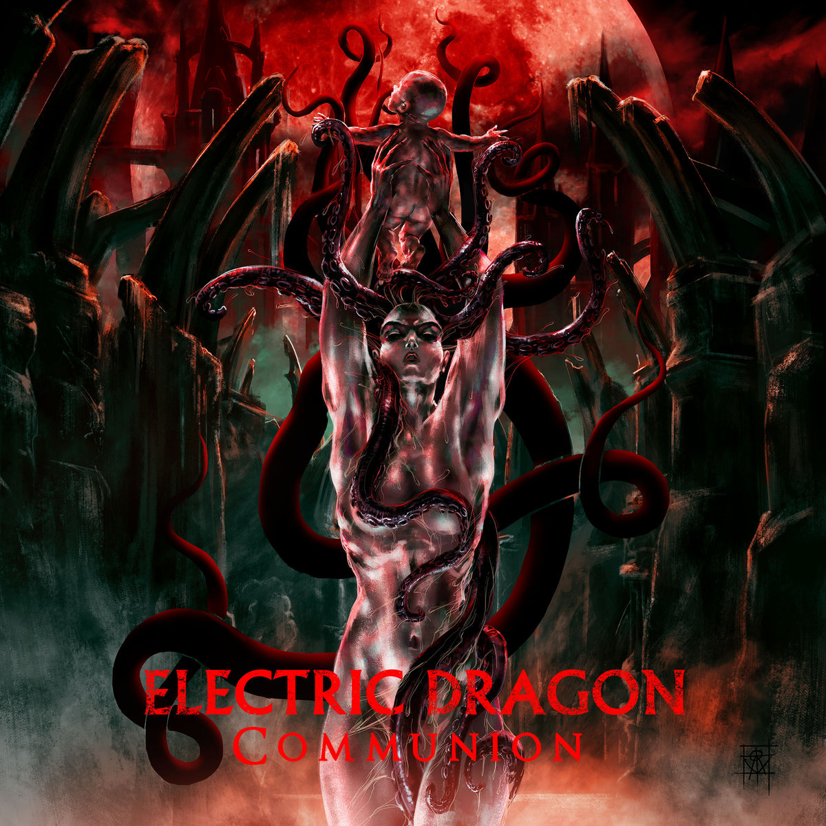 Electric DragonCommunion-Electric Dragon-Art