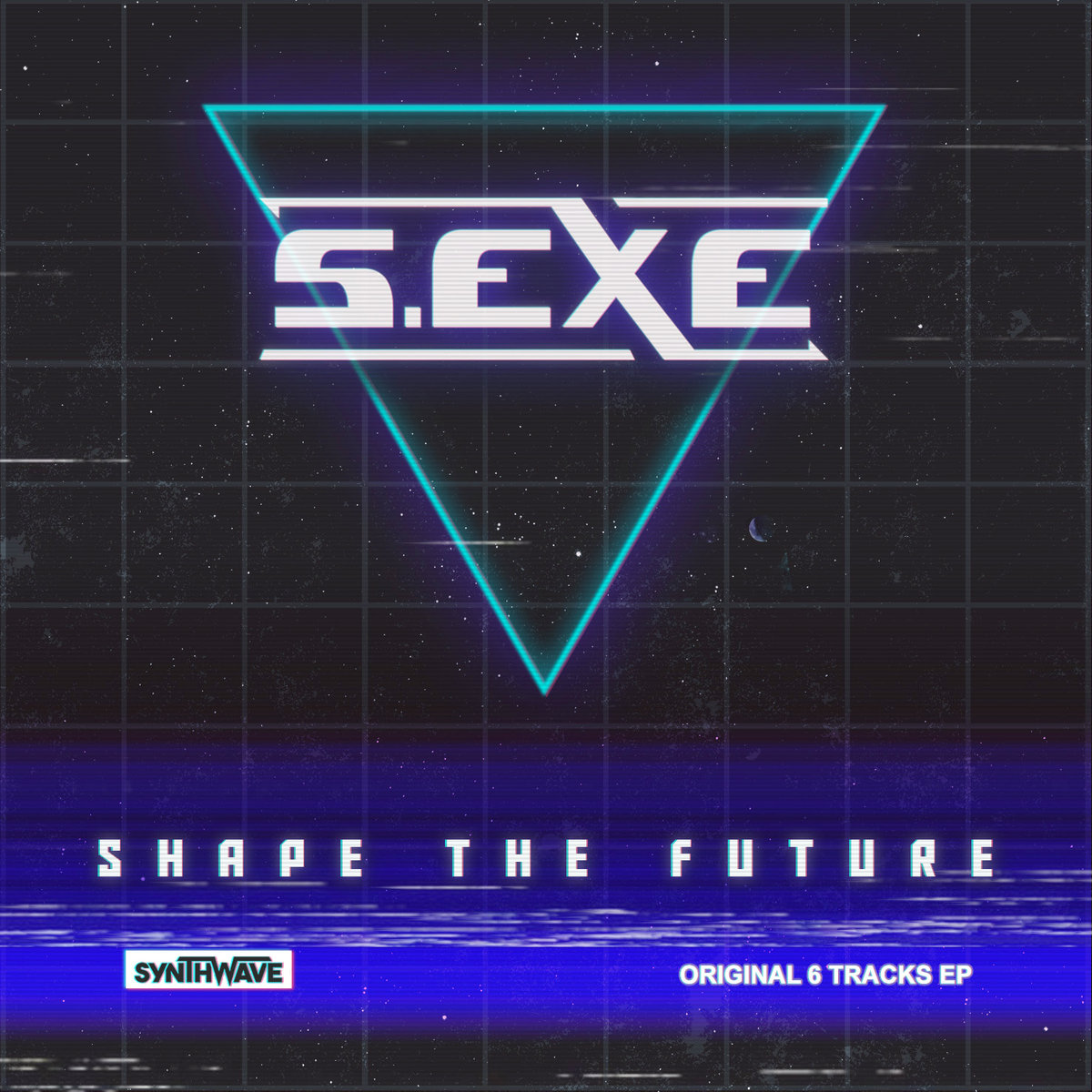 S.EXEShape The Future-S.EXE-Art